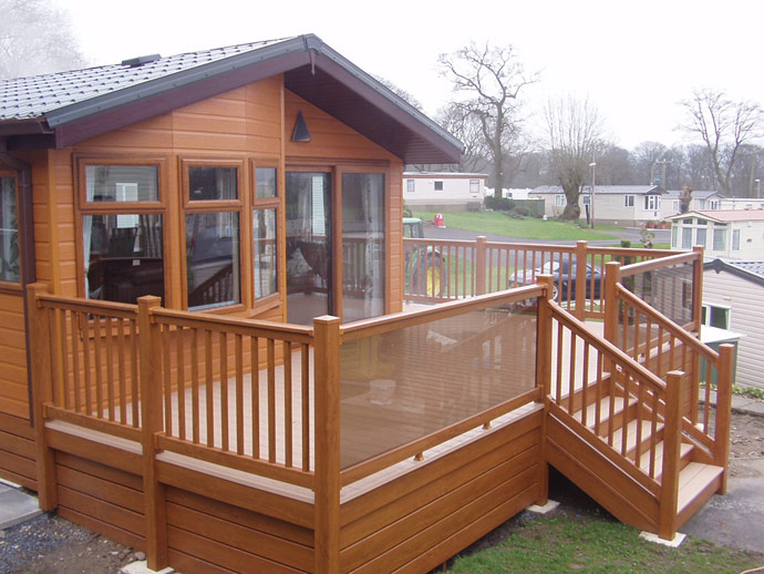 Caravan Sundecks Amp Pvc Sundeck Fitting Services Preston
