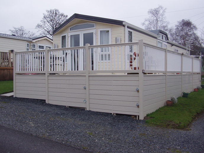 Caravan Sundecks Amp Pvc Sundeck Fitting Services Preston