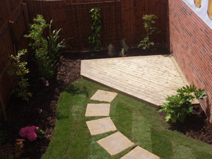Fencing Flagging Landscaping Preston Manchester Bolton