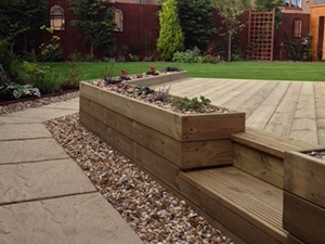 Buy Decking Kits | Williamsons Clitheroe Lancashire
