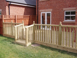 Decking supplies | Williamsons Clitheroe Lancashire