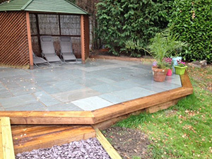 Flagging suppliers | Williamsons Decking, Fencing & Flagging Suppliers and Services